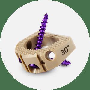 Implant-thoraco-lombaire-E.CROSS-A-euros