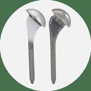 prothese d'epaule Sculptra II Standard
